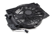 BMW Auxiliary Fan Assembly - Mahle Behr 64546921381