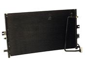 Saab A/C Condenser - Nissens 4541215