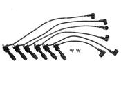 Saab Spark Plug Wire Set - Bougicord 8821951