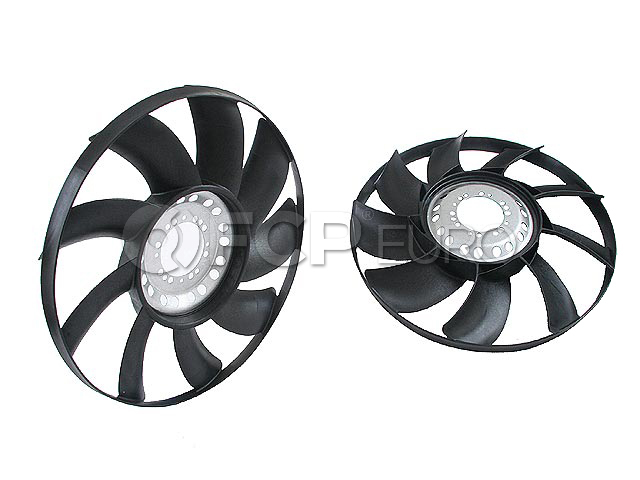 BMW Cooling Fan Blade - Mahle Behr 17417504732