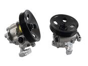Mercedes Power Steering Pump - LuK 0024668601