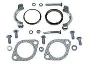 VW Exhaust Muffler Gasket Set (Beetle Super Beetle) - H J Schulte 043298001