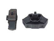 Mercedes Transmission Mount - Rein 1232420413