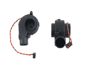 Mercedes Control Module Case Fan - Genuine Mercedes 1298300608