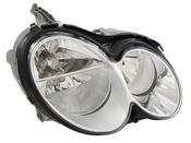 Mercedes Headlight Assembly - Hella 2098200661