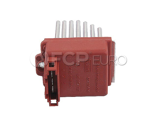 Audi VW Blower Motor Control Unit - OEM Supplier 1J0907521