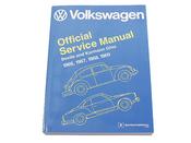 VW Repair Manual - Robert Bentley VW8000121