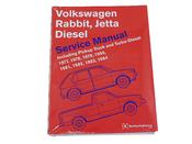 VW Repair Manual - Robert Bentley VW8000122