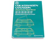 VW Repair Manual - Bentley VW8000148