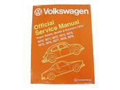 VW Repair Manual - Robert Bentley VW8000179