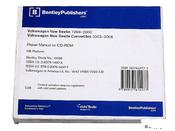 VW CD-ROM Repair Manual - Bentley VW8051005