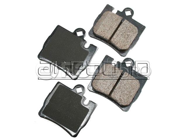 Mercedes Brake Pad Set - Akebono 4420942041