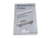 Mercedes Repair Manual - Robert Bentley MB800W202