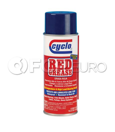 Cyclo Red Grease (10.5 oz) - CYC-C123
