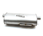 Volvo Exhaust Muffler - Starla 235-019