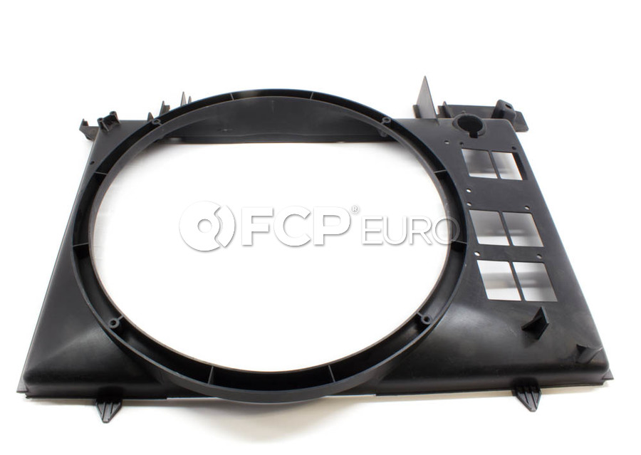 Volvo Cooling Fan Shroud - Genuine Volvo 9432709