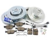 Volvo Big Brake Upgrade Kit 302MM - Zimmermann KIT-509420