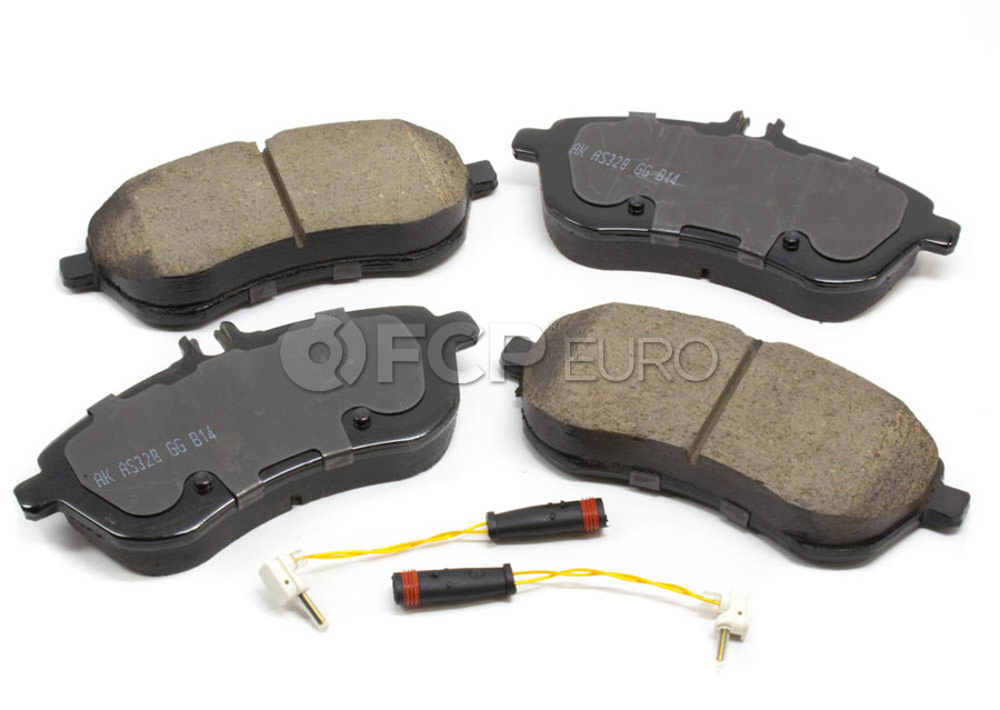 Mercedes Brake Pad Set - Akebono 0074205720