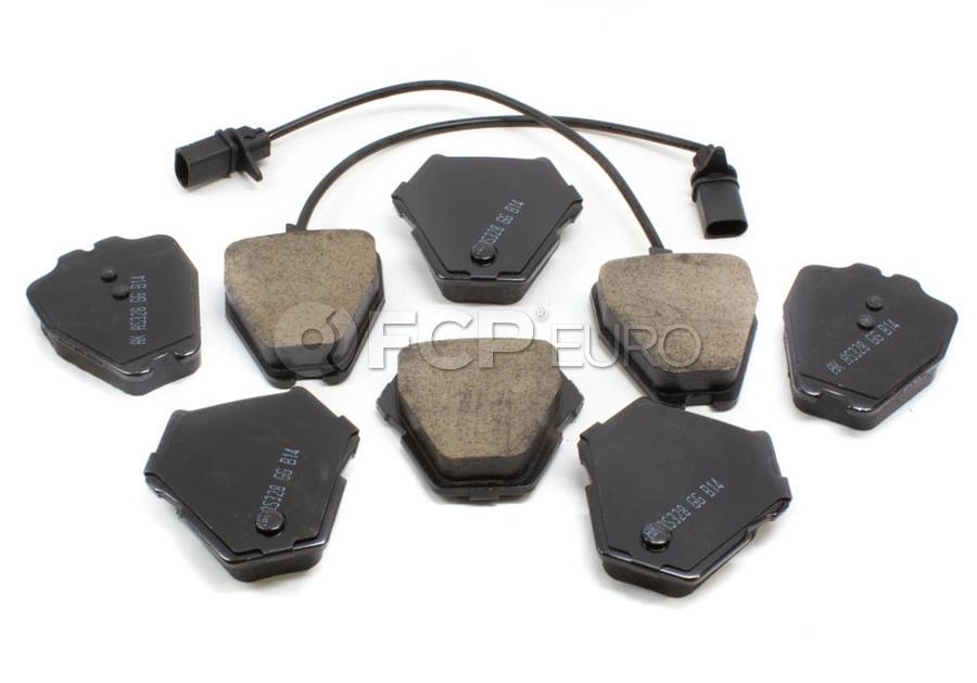 Audi VW Brake Pad Set - Akebono 4B0698151S