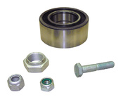 Audi VW Wheel Bearing Kit - OEM Rein 443498625E
