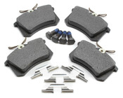 Audi VW Brake Pad Set - ATE 8E0698451L