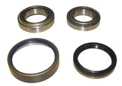 Mercedes Wheel Bearing Kit Rear - OEM Rein CRP-BES0006P