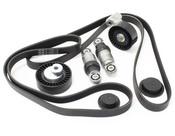 BMW Accessory Drive Belt Kit (E60 E63 E64 M5 M6) - 11287838226KT