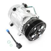 Audi VW A/C Compressor - Nissens 1J0820803N