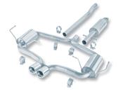MINI Aggressive Catback Exhaust (R52 R53) - Borla 140119
