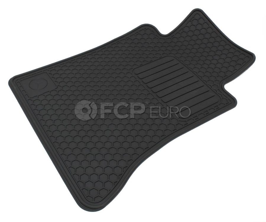 Mercedes All Weather Rubber Floor Mat