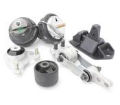 Volvo Engine Mount Kit - Rein KIT-538520