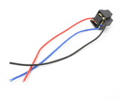 Headlight Bulb H4 Wiring Harness - Flosser 4445