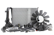BMW E46 Cooling System Overhaul Kit - 376716271KT2