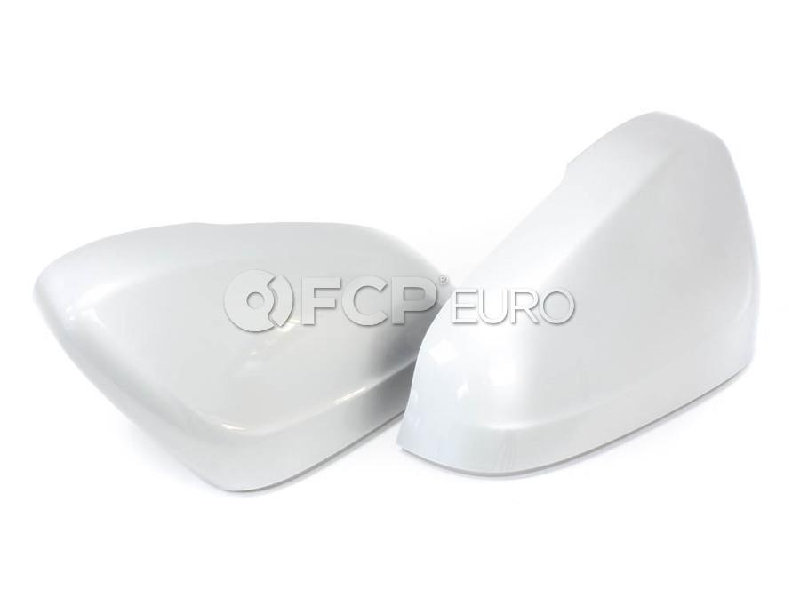 Volvo Mirror Casing Set R Design (S60 V70 S80) - Genuine Volvo 31428842