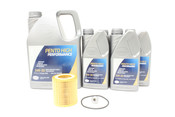 BMW 5W30 Oil Change Kit - Pentosin 11427848321KT4
