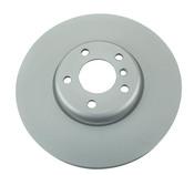 BMW Brake Disc - Zimmermann 34116785669