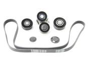 BMW Accessory Drive Belt Kit - 11287628652KT