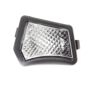 Volvo Mirror Puddle Light Right (S40 V50) - Genuine Volvo 31217839