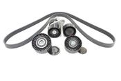 BMW Drive Belt Kit - 11287628653KT1