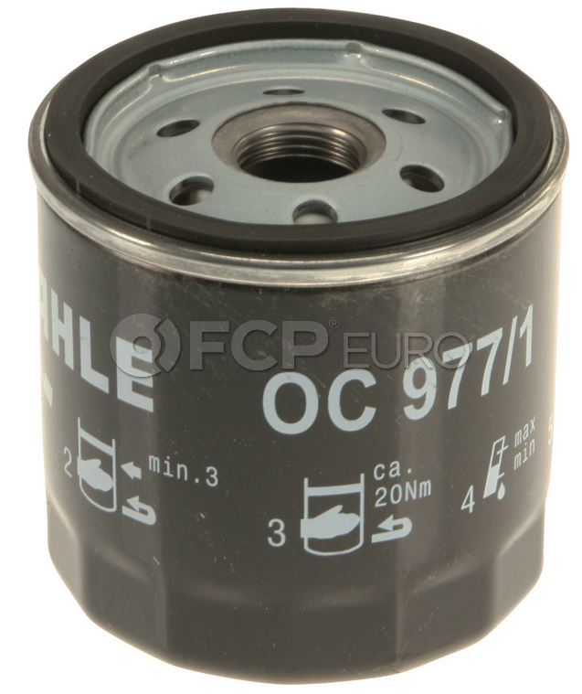 Engine Oil Filter - Mahle 04E115561H