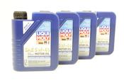 VW Audi Oil Change Kit 5W-40 - Liqui Moly KIT-06A115561B.4L