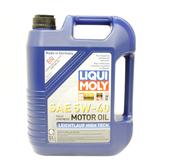 VW Audi Oil Change Kit 5W-40 - Liqui Moly KIT-06D115562.5L