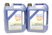 VW Audi Oil Change Kit 5W-40 - Liqui Moly KIT-079198405E.10L
