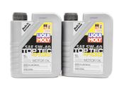VW Audi Diesel Oil Change Kit 5W-40 - Liqui Moly KIT-07Z115562.12L.BKW