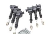 Porsche Ignition Coil Kit - Beru 509644KT