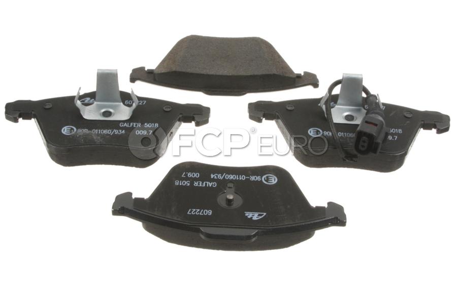 Audi VW Brake Pad Set - ATE 8J0698151F
