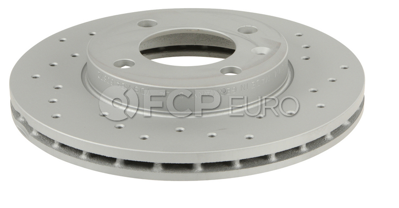 Audi VW Brake Disc - Zimmermann Sport 321615301C