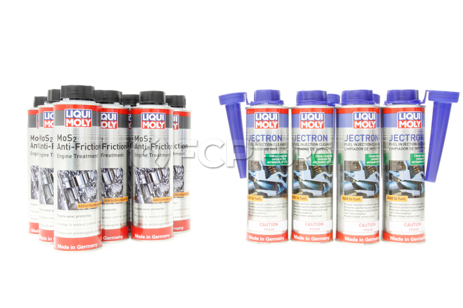 8 Cylinder Additive Kit (Step 2) - Liqui Moly LMK0006