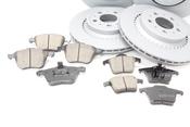 Volvo Brake Kit - Zimmermann / Akebono 517740