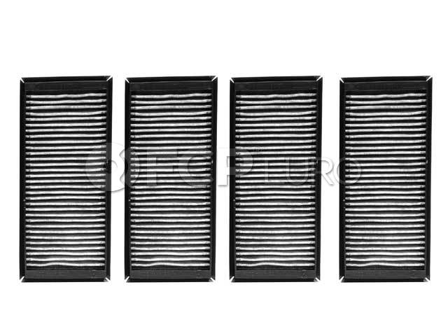 BMW Carbon Activated Cabin Air Filter Set (E90 E92 E93 M3) - Corteco 64319159606